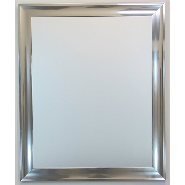 Beveled Wall Mirror alpine art and mirror framed beveled wall mirror & reviews | wayfair