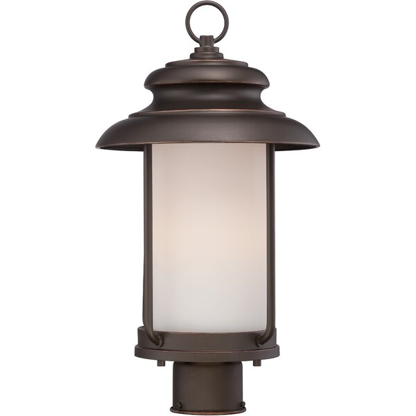 Tindall Outdoor 1-Light Lantern Head by Breakwater Bay