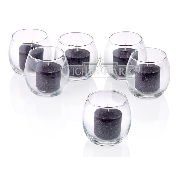 Glass Votive Set (Set of 12) by Light In the Dark