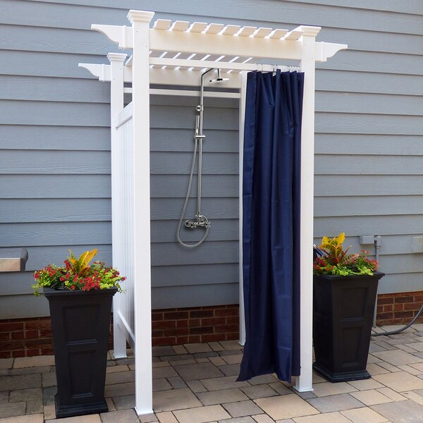 Oceanside Outdoor Shower by Zippity Outdoor Products
