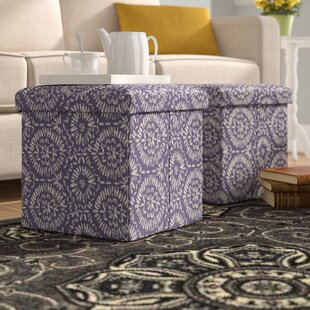 Rubenstein Storage Ottoman (Set of 2)