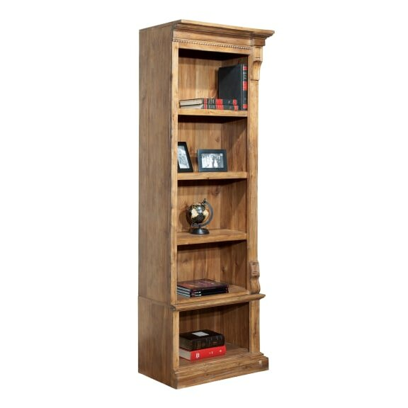 Silver Standard Bookcase by Loon Peak