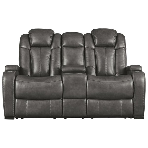 #1 Claire Reclining Loveseat By Red Barrel Studio Wonderful