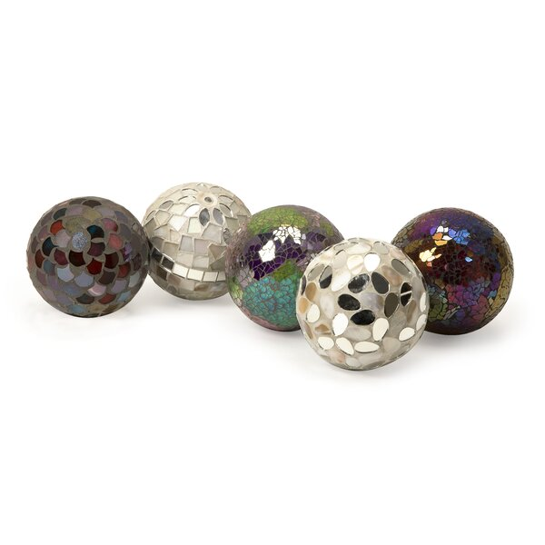 Godmanchester Decorative Balls (Set of 5) by House of Hampton