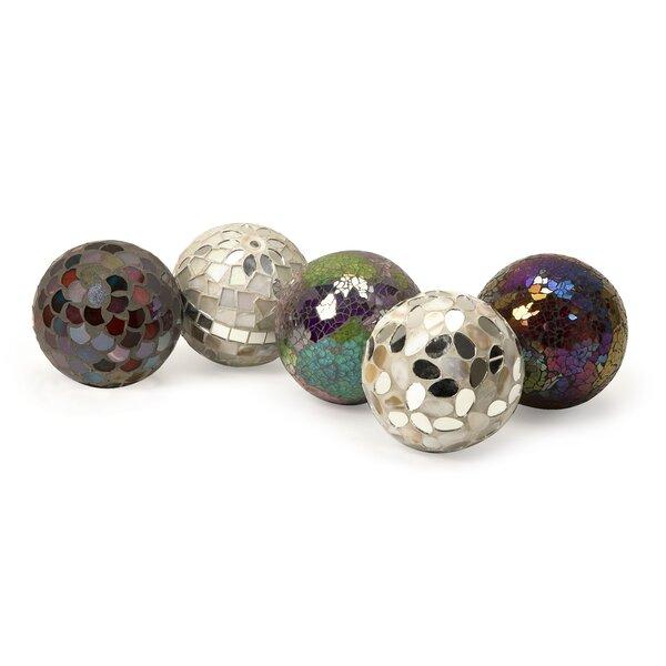 Godmanchester Decorative Balls (Set of 5) by House