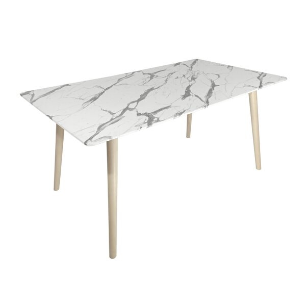 Aitken Modern Dining Table by Brayden Studio