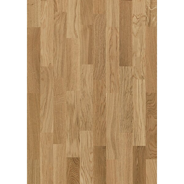 Activity 7-7/8 Engineered Oak Hardwood Flooring in Brown by Kahrs