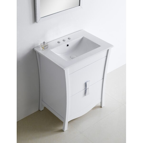 Bow 24 Bathroom Vanity Set by American Imaginations