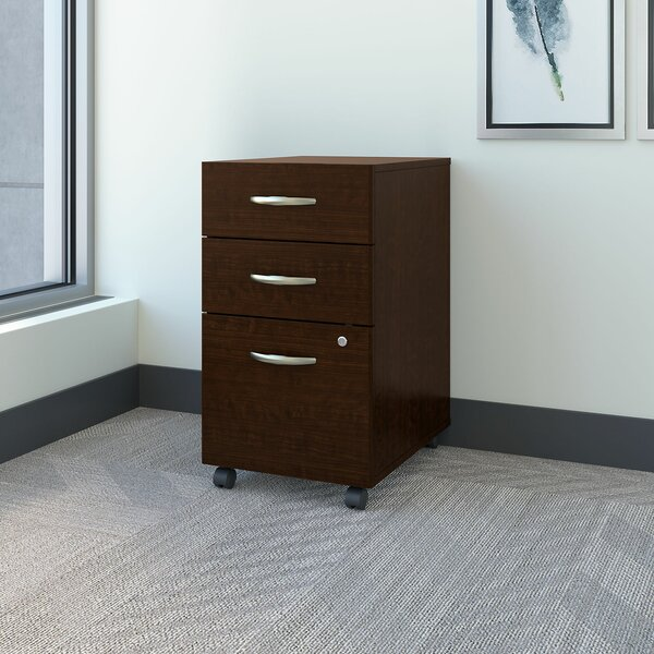 Series C Elite 3-Drawer Vertical Filing Cabinet by Bush Business Furniture