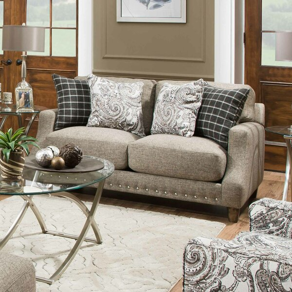 Kelloch Loveseat by Darby Home Co