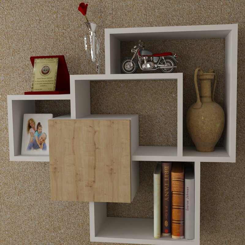 clearambient schweberegal cube bewertungen. Black Bedroom Furniture Sets. Home Design Ideas