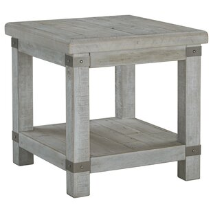 Affordable Price Altair End Table By Gracie Oaks