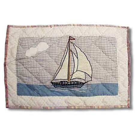Nautical Placemat (Set of 4) by Patch Magic