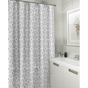 Royal Fabric Shower Curtain By Ben and Jonah