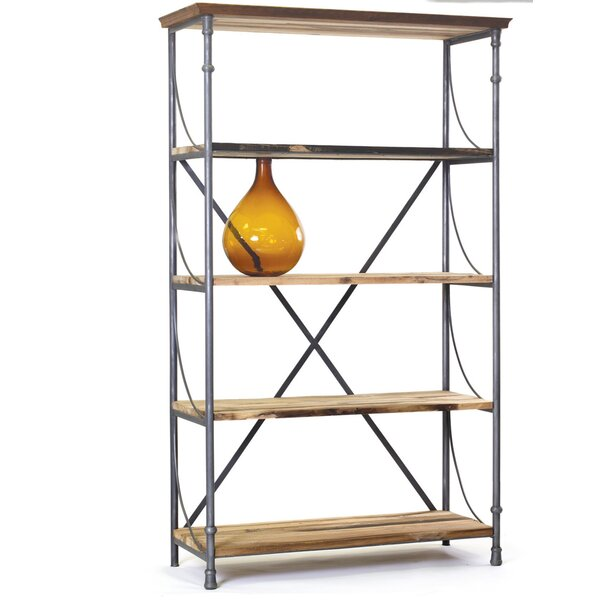 Rivas Etagere Bookcase by Gracie Oaks
