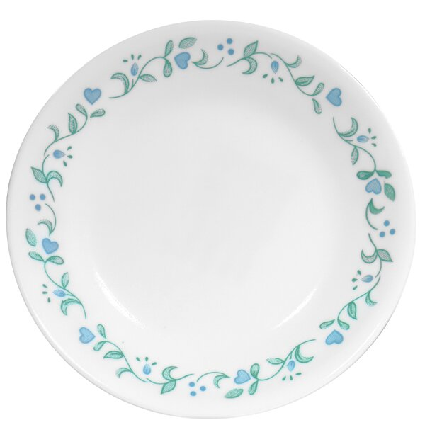 Livingware Country Cottage 6.75 Bread and Butter Plate (Set of 6) by Corelle