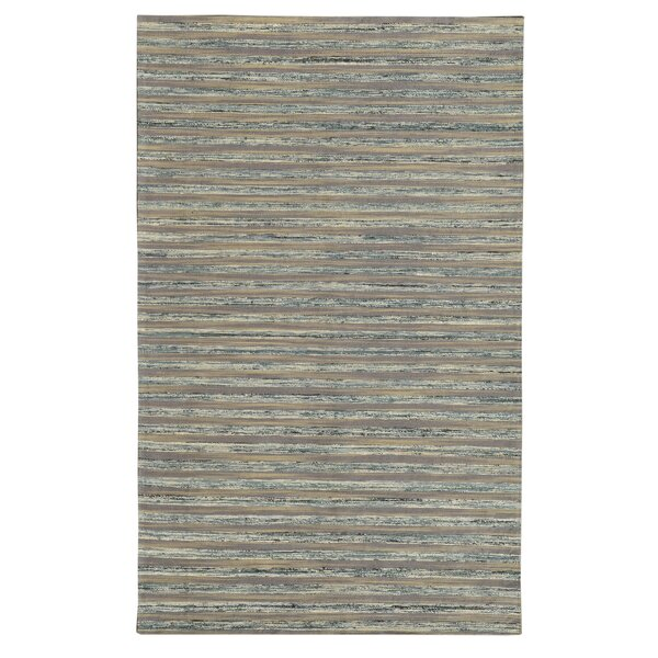 Lazzarro Gray Area Rug by Noble House