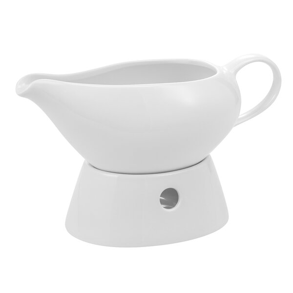 Amberly Gravy Boat 2 Piece Set by Charlton Home