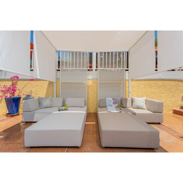 Takia 8 Piece Sofa Seating Group with Cushions by Latitude Run