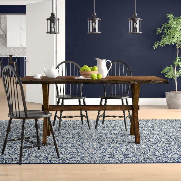 Rawson Poplar Dining Table by Gracie Oaks Gracie Oaks
