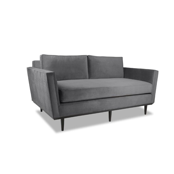 Kin Plush Deep Sofa by Orren Ellis