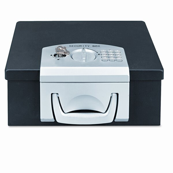 Steelmaster Electronic Cash Box by MMF IndustriesSteelmaster Electronic Cash Box by MMF Industries