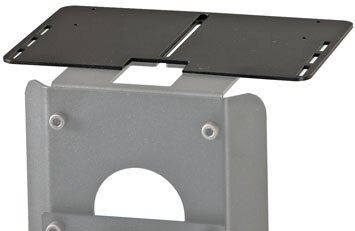 Codec Mounting Plate by VFI