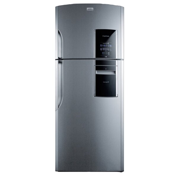Summit Ingenious 18.2 cu. ft. Counter Depth Top Freezer Refrigerator by Summit Appliance