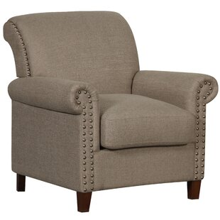 Best Price Grayville Traditional Roll Armchair by Alcott Hill