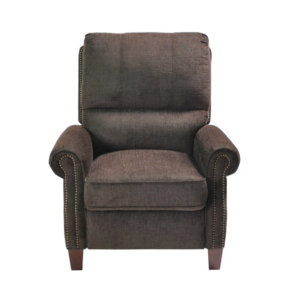 Elwyn Push Back Manual Recliner by Canora Grey