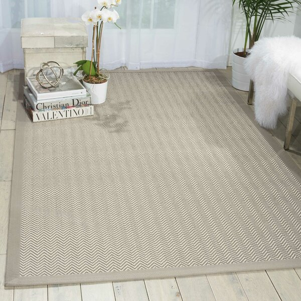 Stephenson Sandpiper Indoor/Outdoor Area Rug by Breakwater Bay