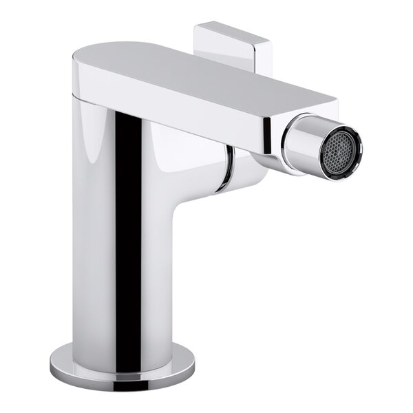 Composed® Single-Handle Bidet Faucet with Lever Handle by Kohler