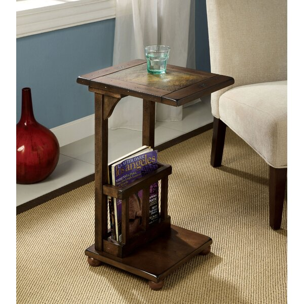 Pearsall C End Table By Union Rustic