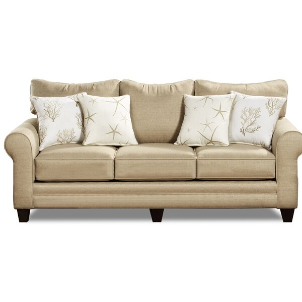 Valuable Quality Ziolkowski Sofa by Highland Dunes by Highland Dunes