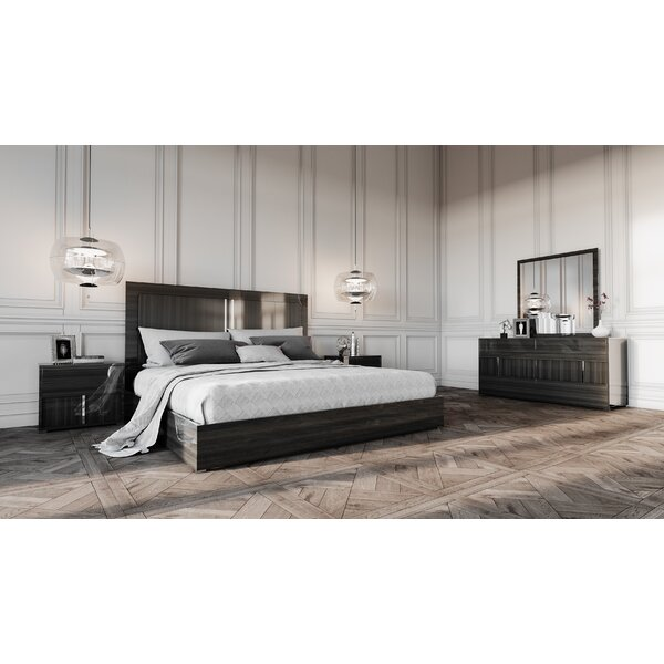 Marisol King Platform 5 pieces Bedroom Set by Brayden Studio