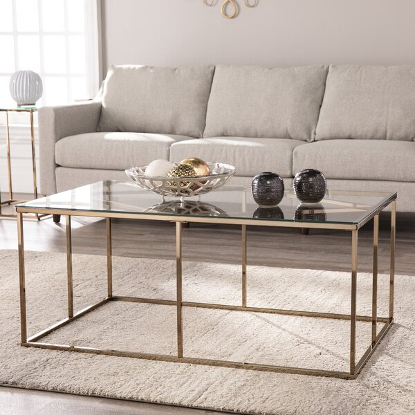 Nicholance Coffee Table By Mercer41