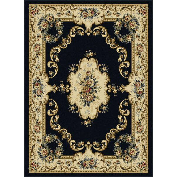 Grange Charcoal Area Rug by Astoria Grand