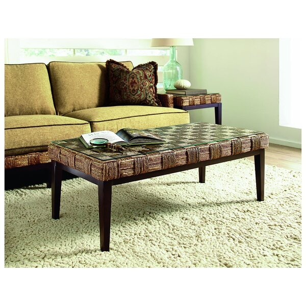 Abaca Island Coffee Table by Braxton Culler
