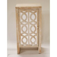 Cabinet with Mirror by Heather Ann Creations