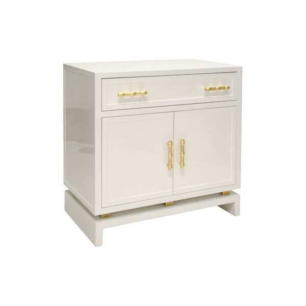 2 Drawer Bachelor's Chest by Worlds Away