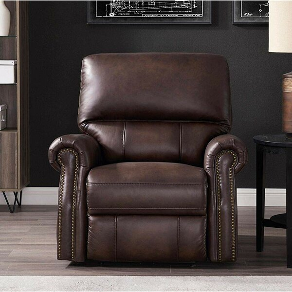 Bassler Power Recliner By Alcott Hill