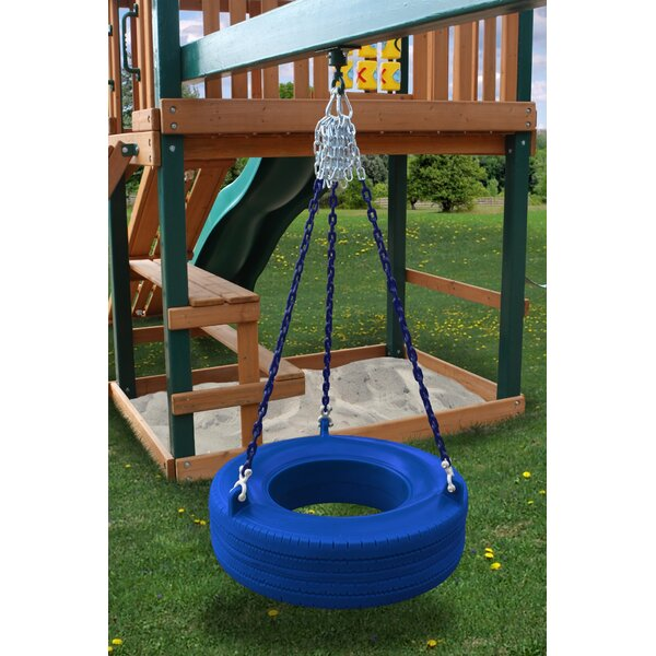 Commercial Grade Tire Swing by Gorilla Playsets