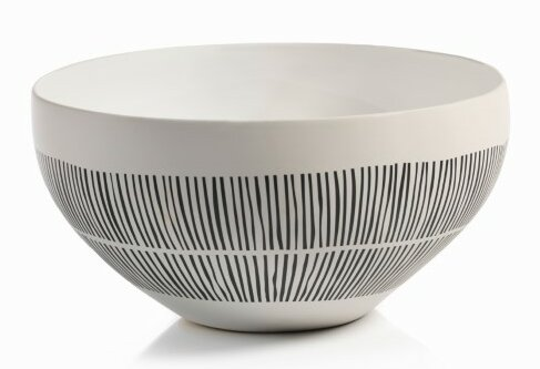 Marquesa Ceramic 14 5 Inch Decorative Bowl