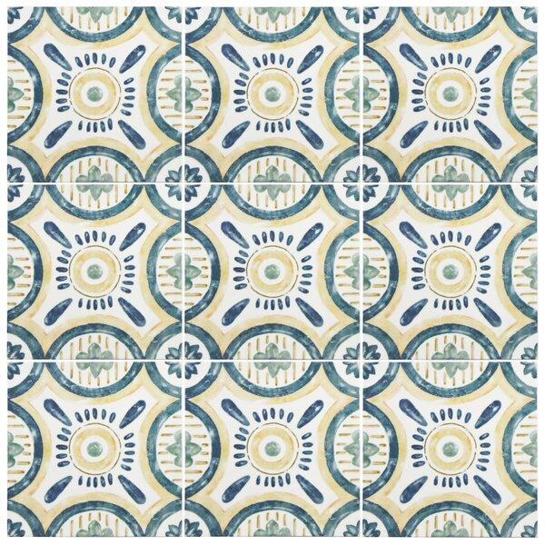 Avaricon 7.875 x 7.875 Ceramic Field Tile in Isola by EliteTile