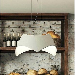 Prows 1-Light Pendant By Orren Ellis