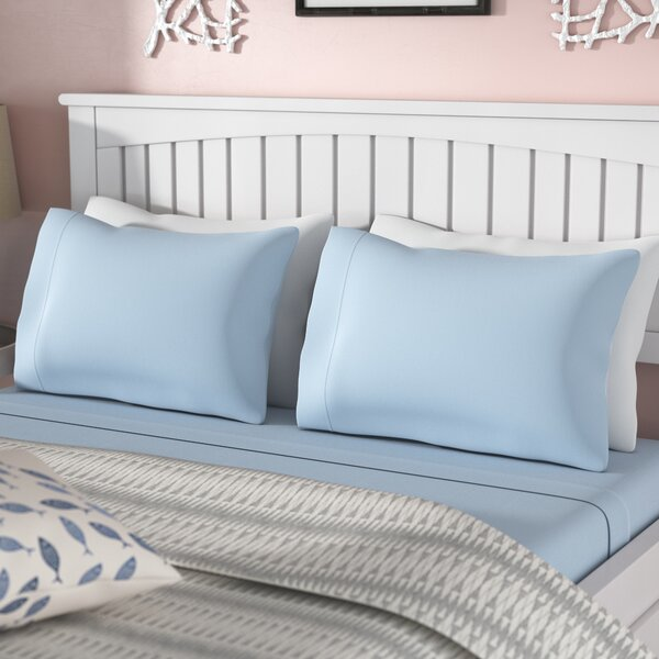 Carlinville 1200 Jersey Sheet Set by Highland Dunes