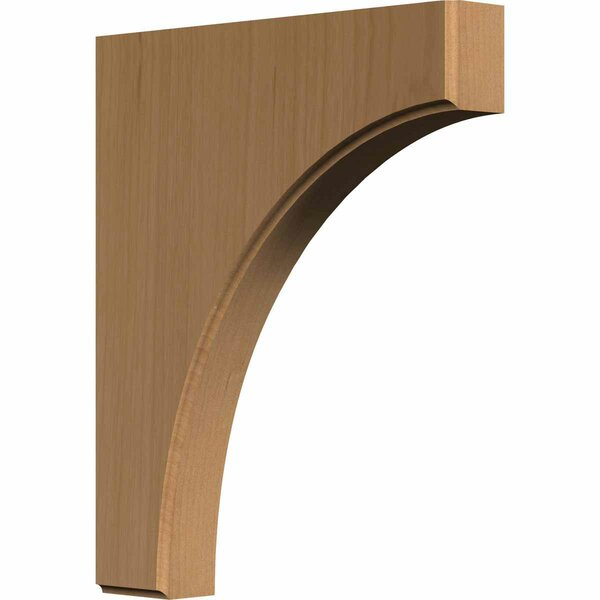 Clarksville 12H x 1 3/4W x 10D Bracket in Cherry by Ekena Millwork