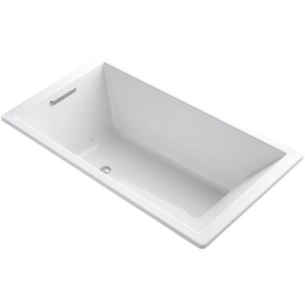 Underscore 66 x 36 Air Bathtub by Kohler