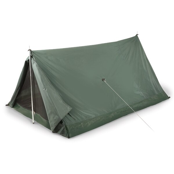 Scout 2 Person Nylon Tent with Ropes and Stakes by Stansport