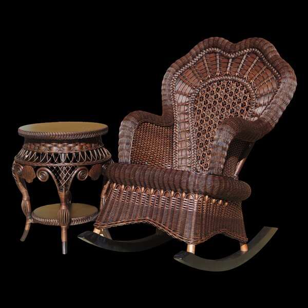 Habiba Rocking Chair